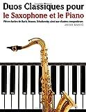 Duos Classiques Pour le Saxophone et le Piano, Javier Marcó, 1500145777