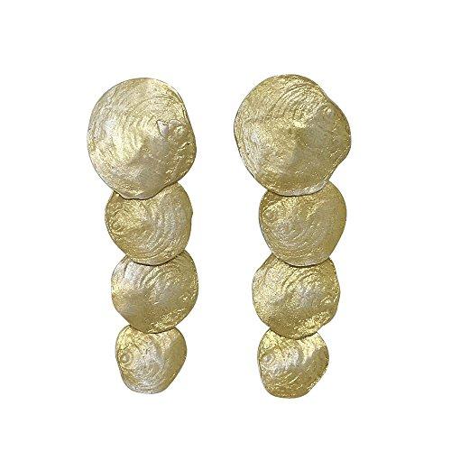 Michael Michaud Retired Petite La Mer Cascade Post Earrings 3213 Retail Price $101