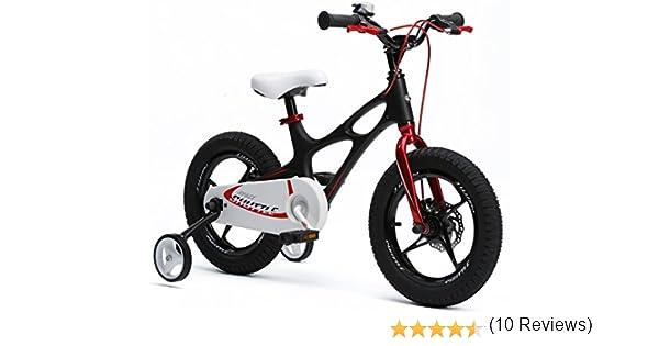 Bicicleta infantil Space Shuttle de 41 cm, ligera, marco de ...