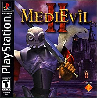 Amazon com: MediEvil: Playstation: Playstation: Video Games