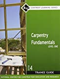 img - for Carpentry Level 1 Fundamentals Trainee Guide (Nccer Contren Learning) book / textbook / text book
