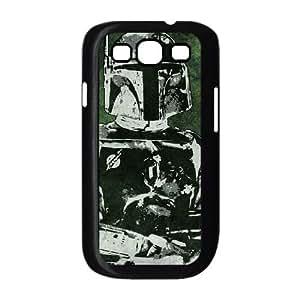 Samsung Galaxy S3 9300 Cell Phone Case Black Star Wars JSK802286