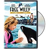 Free Willy 4: Escape from Pirate's (DVD)
