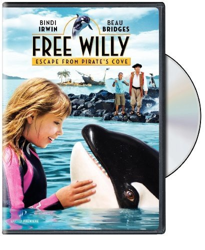 - Free Willy: Escape from Pirate's Cove