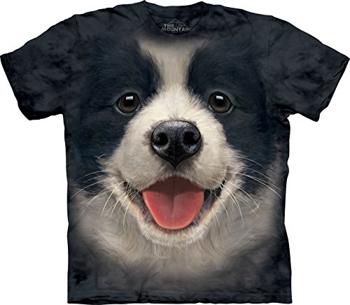 The Mountain Dog T Shirt Border Collie