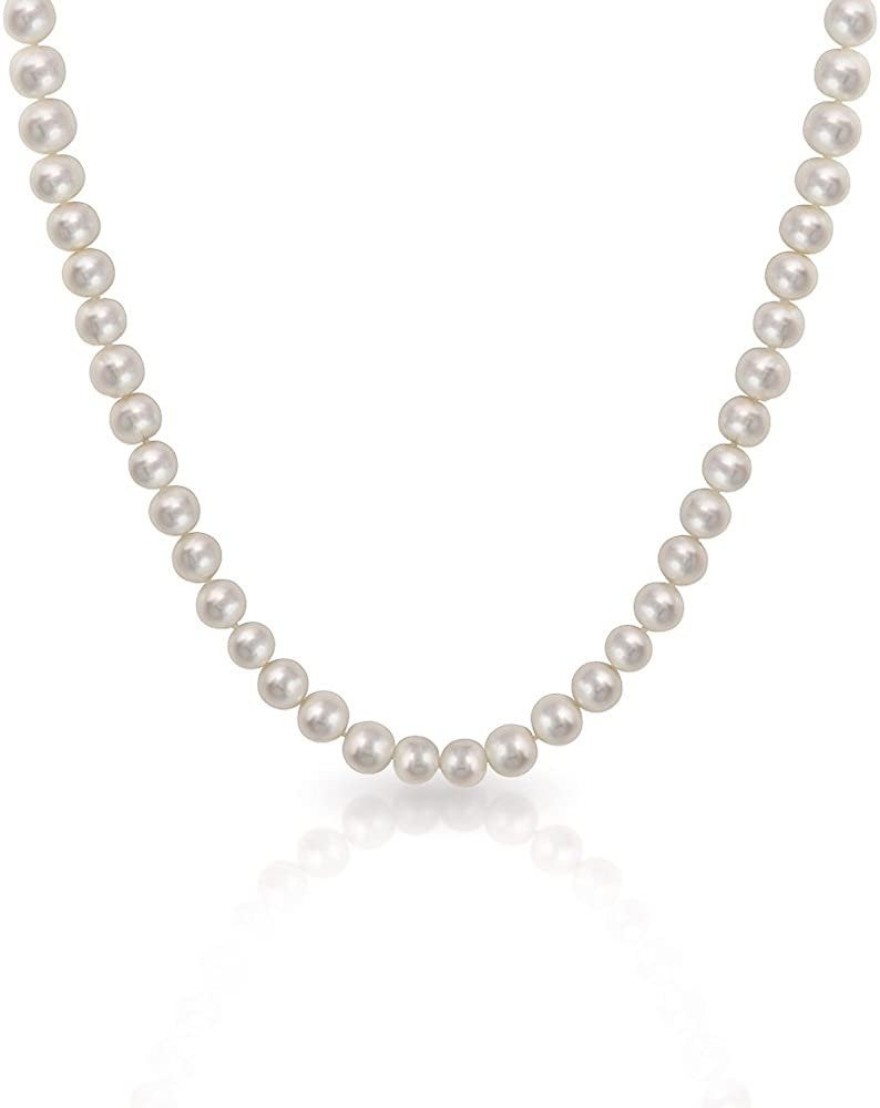 plain Invisible pearl necklace full milk-like drop ultra-thin cable minimalist Czech glass pendant opaque white milk