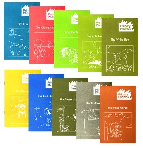 Primary Phonics - Storybook 4 Starter -