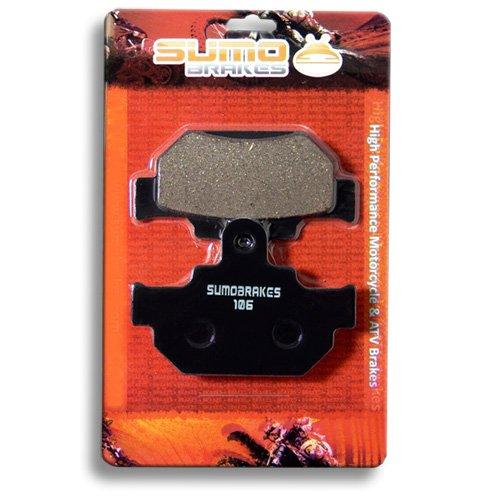 (Sumo - Suzuki Front Brake Rotor Pads VL 250 Intruder LS 650 Savage Boulevard S40 650cc)