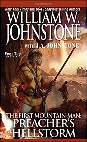 Image result for the first mountain man preacher's hellstorm