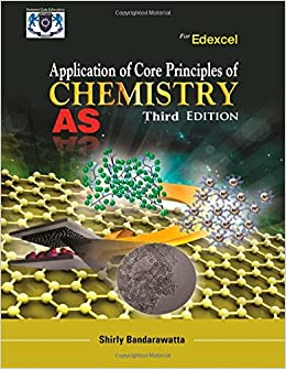Book Application of Core Principles of Chemistry: Kinetics, Equilibria, Periodic Table, Alcohol, Halagenoalkanes, IR spectroscopy, Green Chemistry