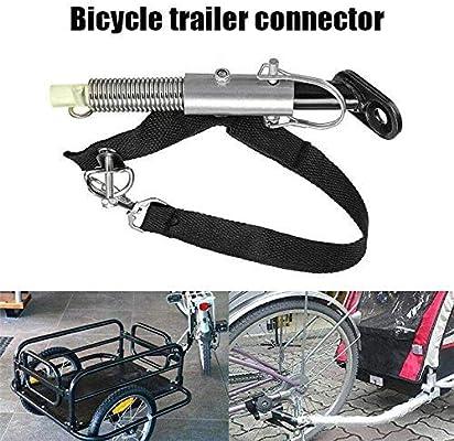 Lumon Remolque Conector, Universal Bicicleta Remolque Bicicleta ...