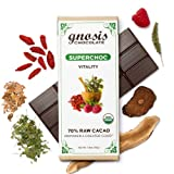 Gnosis SuperChoc Bar - raw chocolate