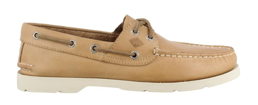 Sperry  Men's Leeward 2 Eye Oatmeal 10 M US by Sperry Top-Sider