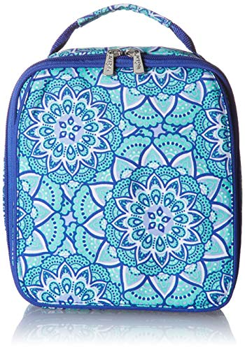 (Wholesale Boutique Insulated Lunch Box, Day Dream Mandala)