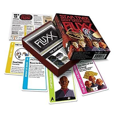 Star Trek: Deep Space Nine Fluxx: Toys & Games