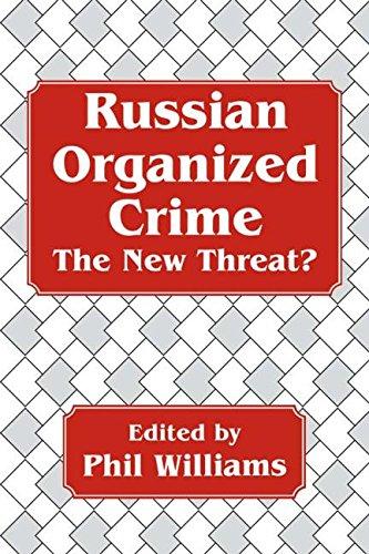 Russian Organized Crime (Cummings Center Series)