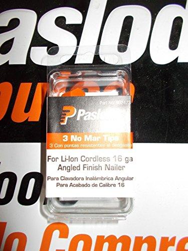 (NEW Paslode 902473 No Mar Tip 3 Pack 16 Ga. Angled Li-ion Trim Gun FITS 902400)