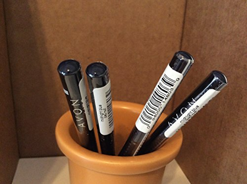 Avon Ultra Luxury Liner Midnight Blue LOT 4 Pencils