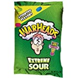 WARHEADS EXTREME SOUR HARD CANDY 1 oz Each ( 12 in a Pack ) Review