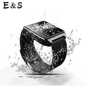 reloj pulsera ARBUYSHOP Bluetooth impermeable reloj de pulsera inteligente SmartWatch de manos libres del teléfono para Iphone / Andriod