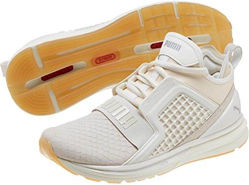 Puma Chaussures Ignite sans Reptiles Pour Femmes Whisper White