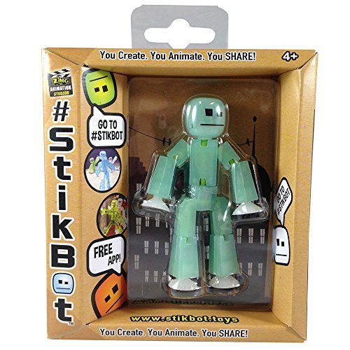 Stikbots for Stop Animation