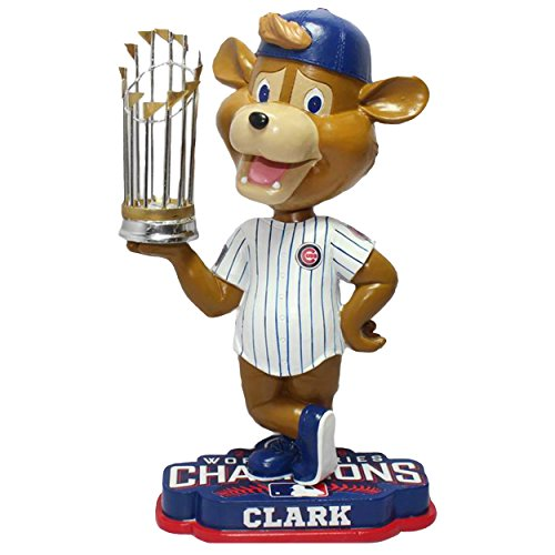 FOCO MLB Chicago Cubs 2016 World Series Champions Mascot 8