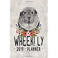 WHEEK! LY 2019 Planner: Cute Guinea Pig Weekly Schedule Planner for 2019 (Guinea Pigs)