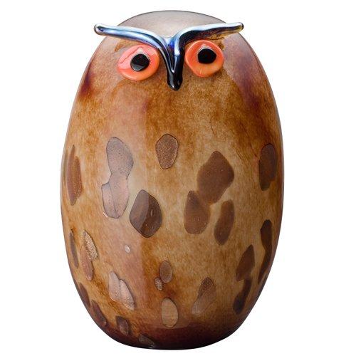 Iittala Oiva Toikka Uhuu Bird (Iittala Birds)