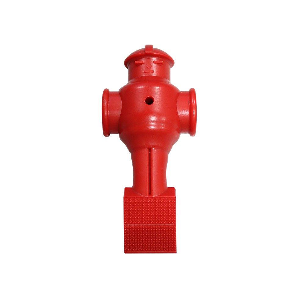 Red Shelti Foosball Man B00907TWVW