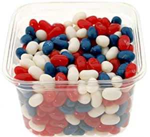 Red, White and Blue Mix Jelly Belly - 16 oz