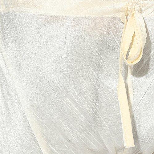 KISAH Men's Teal Blue Dupion Silk Solid Kurta Churidar Set by KISAH (Image #5)