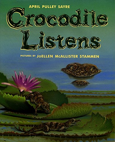 Download Crocodile Listens pdf epub