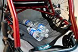 The Original Under Seat Net - WH190 Catch-All (Over 18 inches Wide Wheelchair)