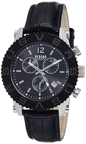 Versus-by-Versace-Mens-SOH070015-Madison-Analog-Display-Quartz-Black-Watch