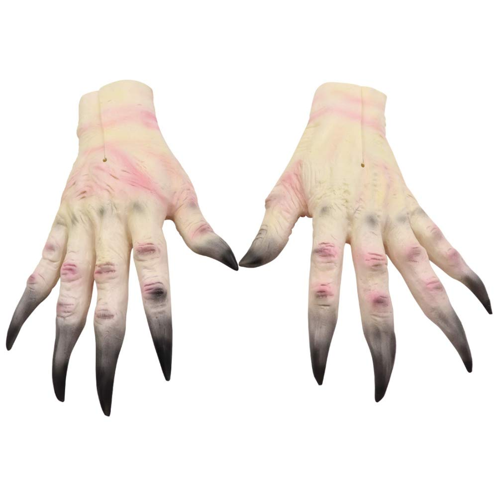 Amazon.com: Daxin Pans Labyrinth Pale Man - Guantes de látex ...