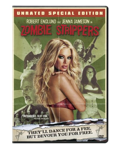 DVD : Zombie Strippers (Special Edition) (Special Edition, , Dubbed, Dolby, AC-3)