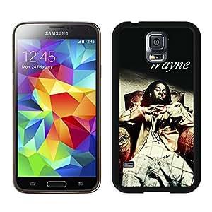 lil wayne 02 Black Hard Plastic Samsung Galaxy S5 I9600 G900a G900v G900p G900t G900w Phone Cover Case