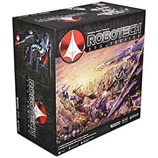 Palladium Books Robotech RPG Tactics Board Game