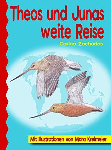 Theos und Junas weite Reise (German Edition)
