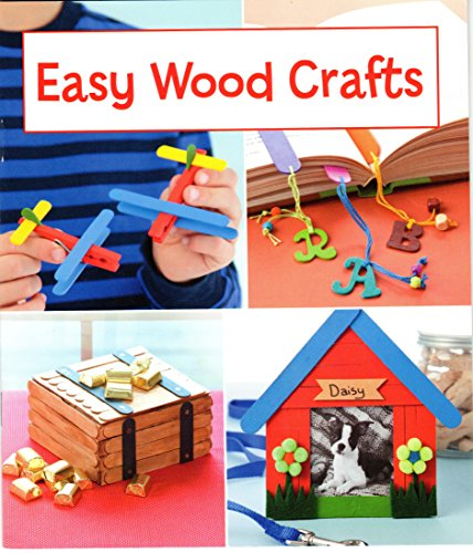 Easy Wood Crafts