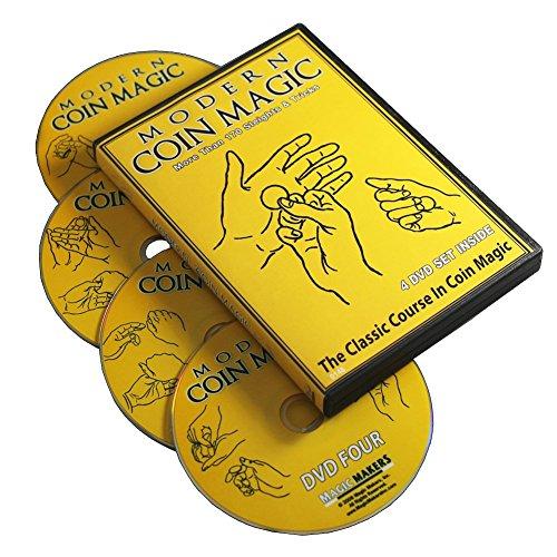 170 Coin Tricks & Moves - Modern Coin Magic