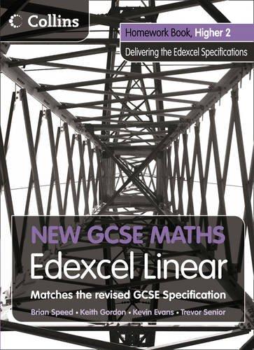 New Gcse Maths Edexcel Linear Homework Book Higher 1 Hour - image 4