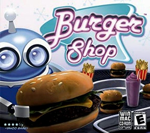 Burger Shop (Dash Pc Games)