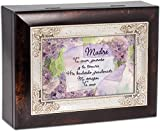 Mom Madre Spanish Dark Wood Finish Jewel...