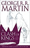 Book cover from A Clash of Kings: The Graphic Novel: Volume One (A Game of Thrones: The Graphic Novel) by George R. R. Martin