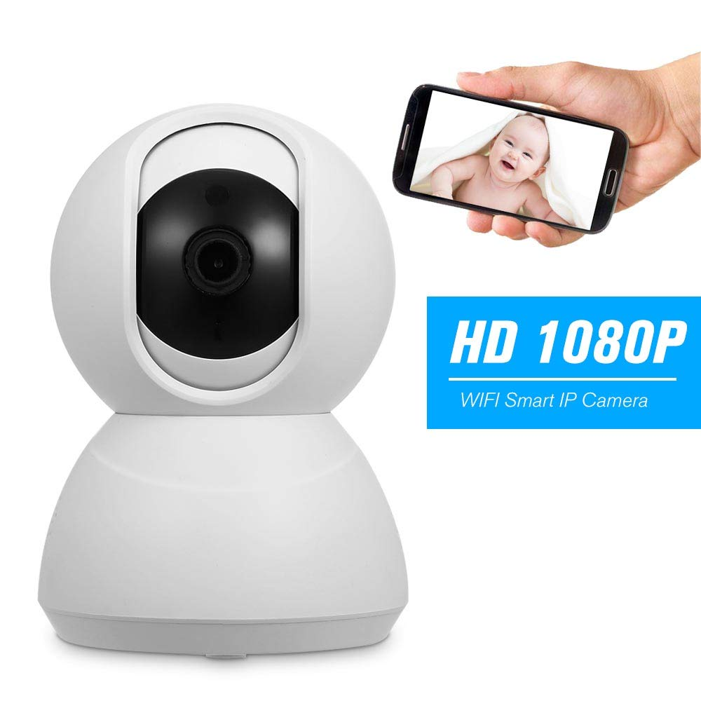 Amazon.com: 1080P HD PTZ Indoor IP Camera OWSOO with External TF Card Slot WiFi Home Security Camera Support Night Vision Motion Detection Clear Two-Way ...
