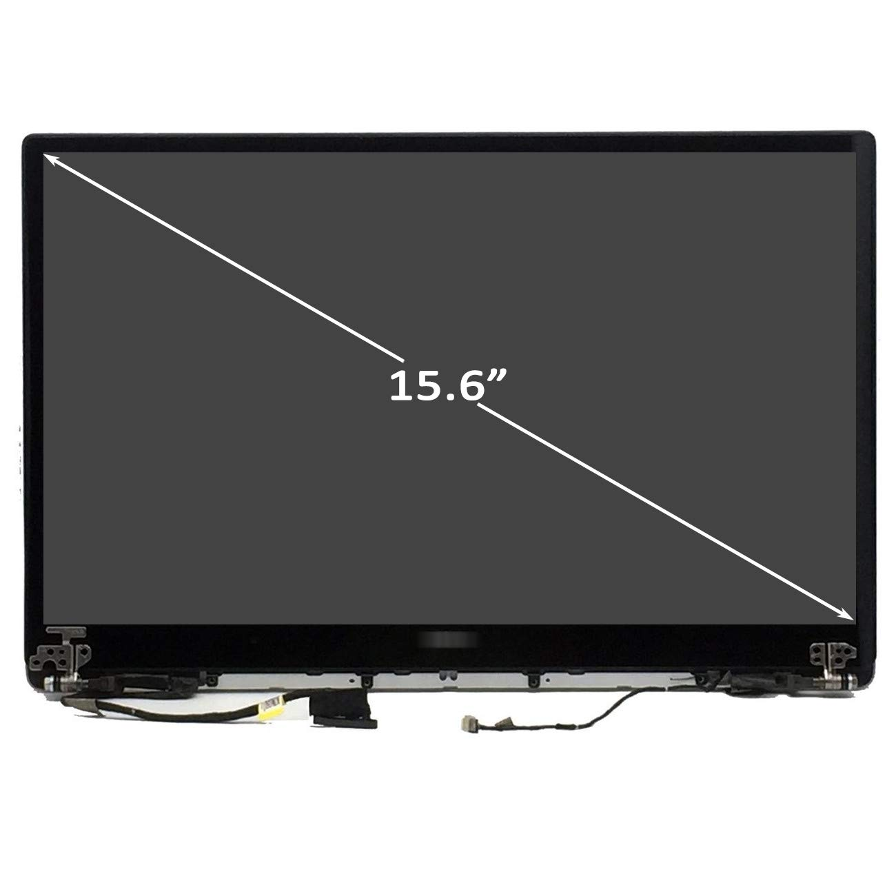 FirstLCD Touch ISP LCD Screen Replacement HHTKR N98CY for Dell XPS 15 9550 9560 Precision 5510 5520 Digitizer Glass LED Display Panel Assembly 15.6'' UHD 4K 3840x2160 by FirstLCD (Image #1)