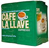 la llave coffee - Café La Llave Espresso Bricks, Dark Roast, Fine Grind, 4-10 ounce bricks