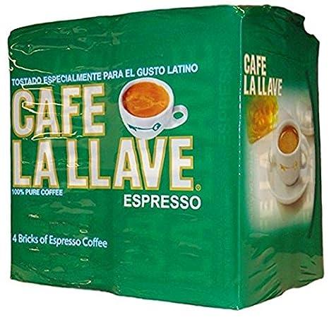 Café La Llave Decaf Espresso: Amazon.com: Grocery & Gourmet Food